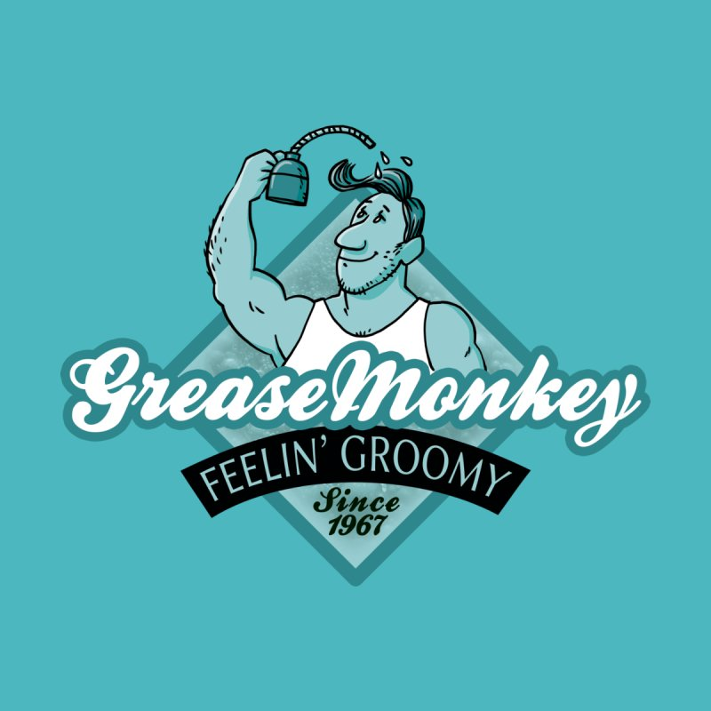 Grease Monkey Home Blanket by Freehand
