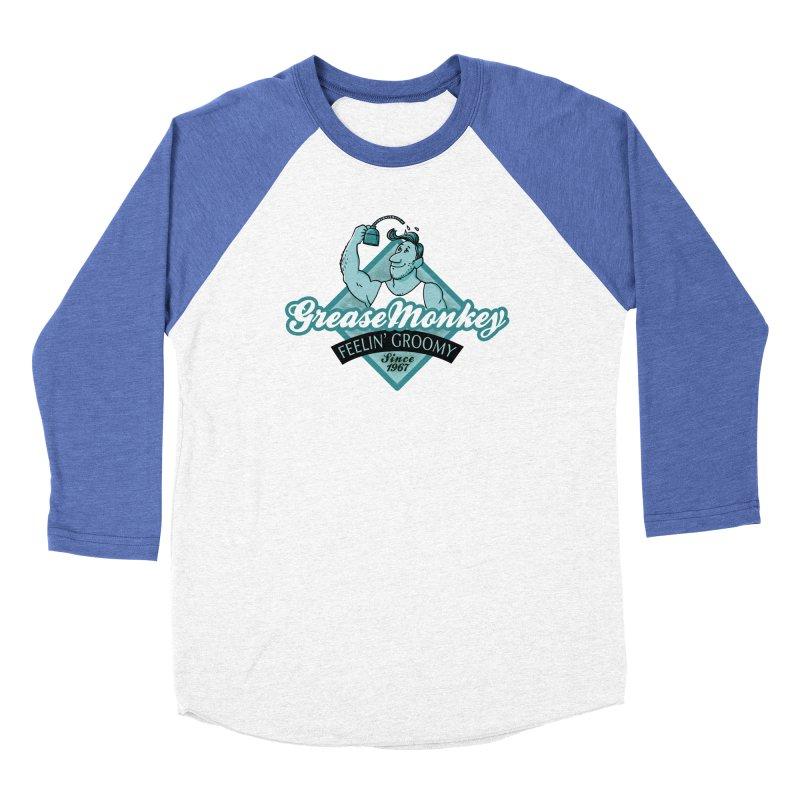 Grease Monkey Men's Longsleeve T-Shirt by Freehand