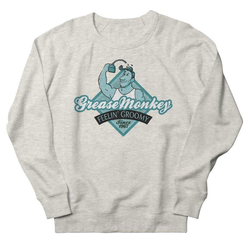 Grease Monkey Men's Sweatshirt by Freehand