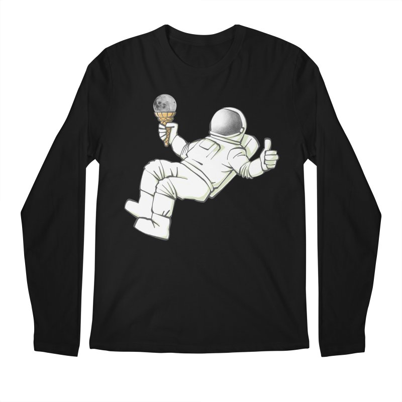 Lunar Trickshot Men's Longsleeve T-Shirt by Freehand