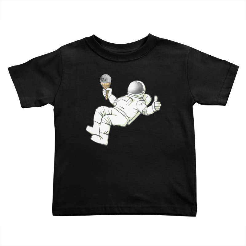 Lunar Trickshot Kids Toddler T-Shirt by Freehand