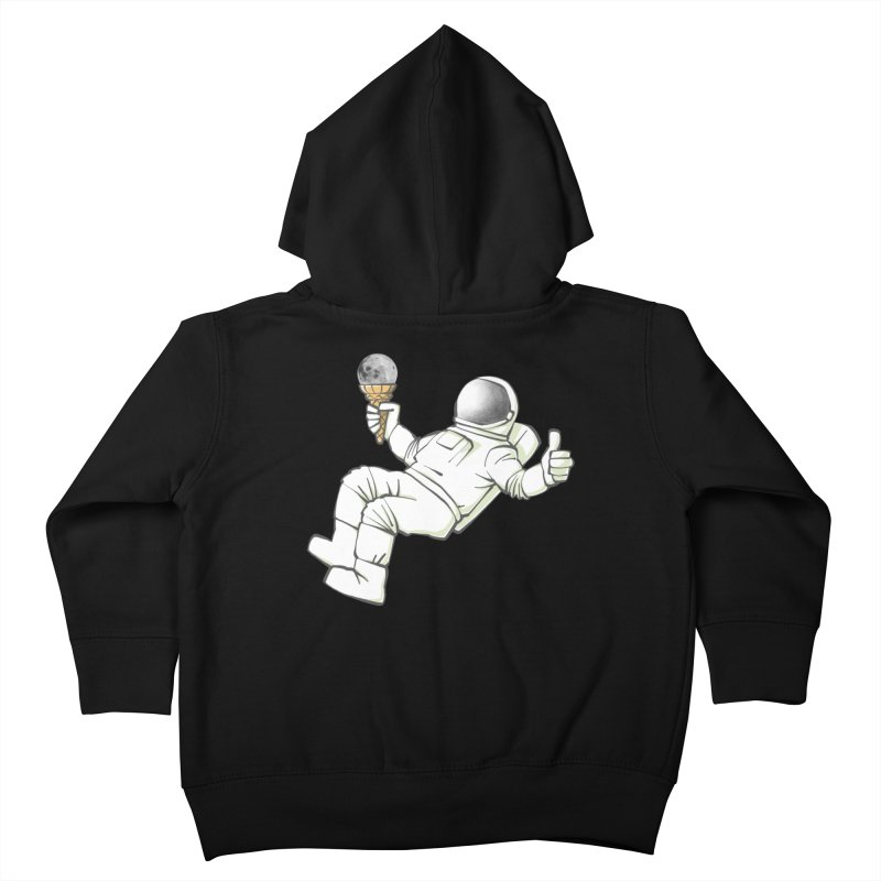 Lunar Trickshot Kids Toddler Zip-Up Hoody by Freehand
