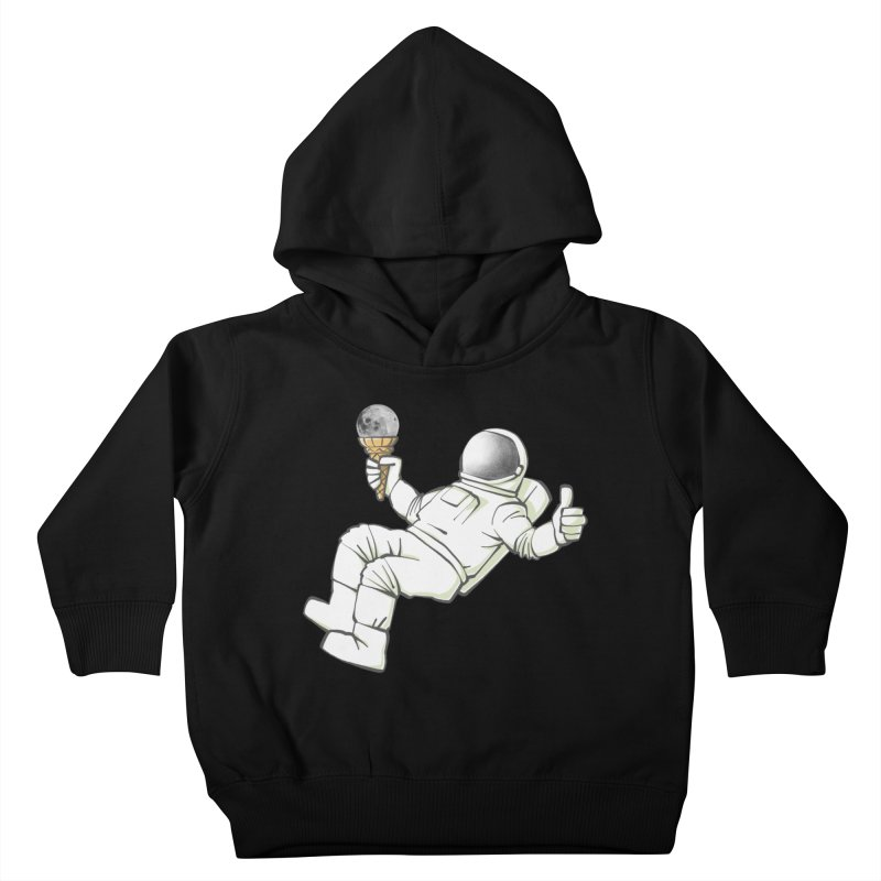 Lunar Trickshot Kids Toddler Pullover Hoody by Freehand