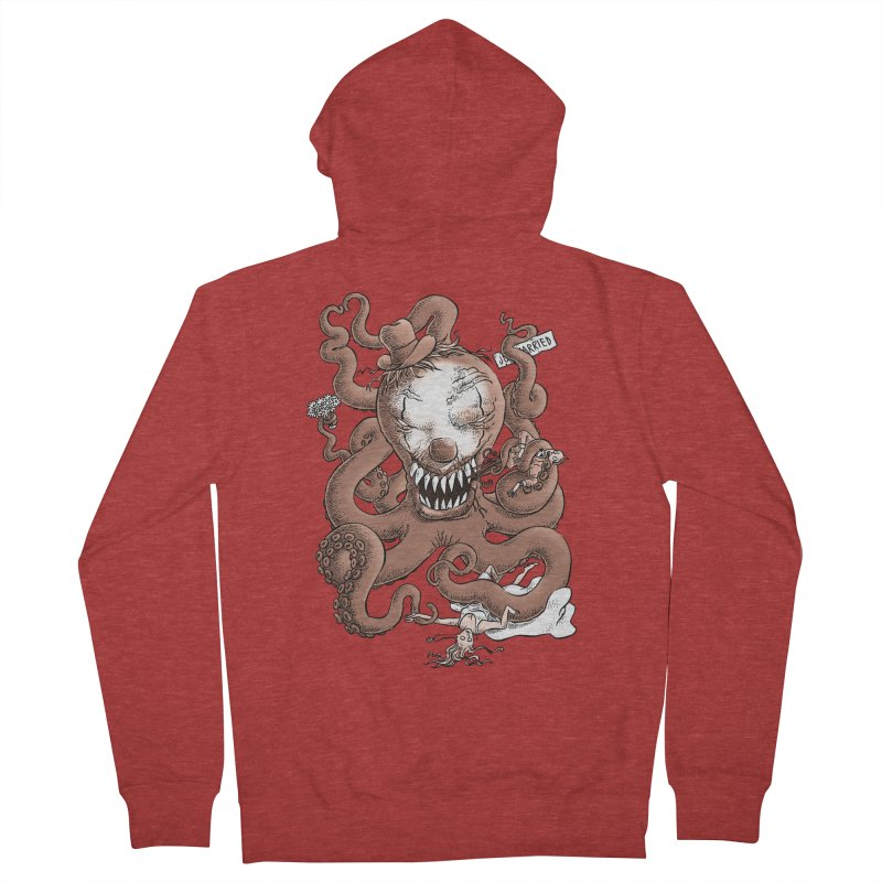 The Wedding Crasher Men's Zip-Up Hoody by Freehand