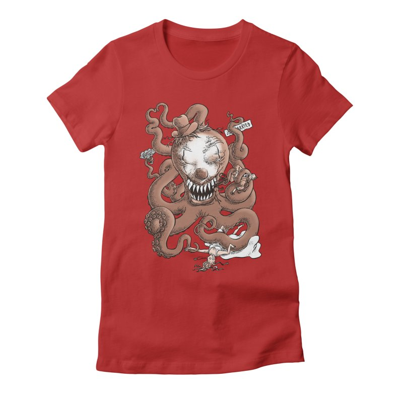 The Wedding Crasher Women's Fitted T-Shirt by Freehand