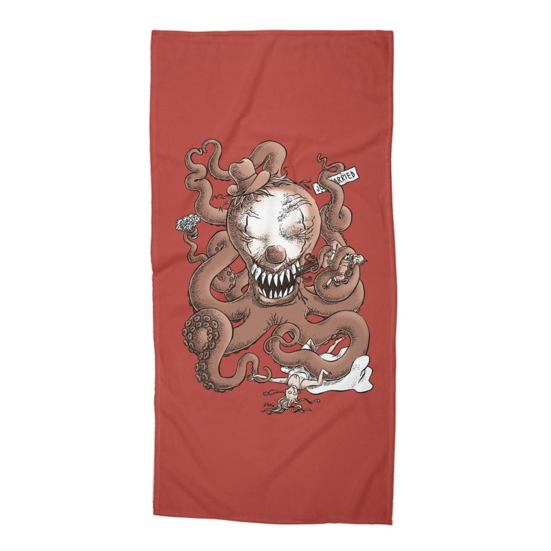The Wedding Crasher Accessories Beach Towel by Freehand