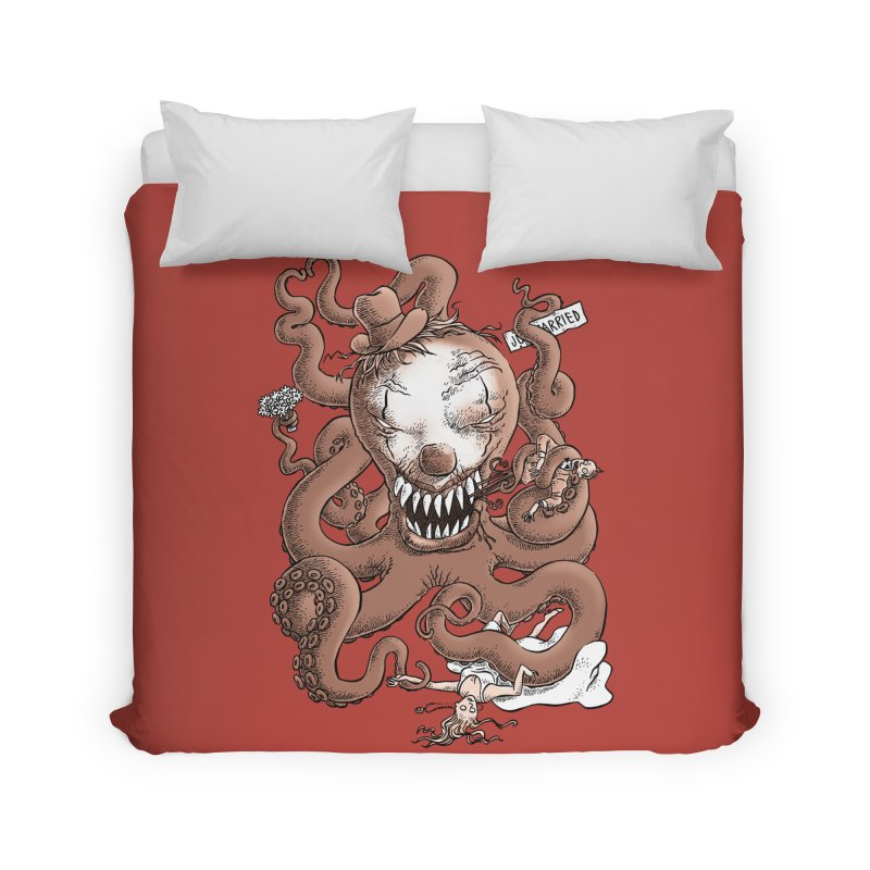 The Wedding Crasher Home Duvet by Freehand