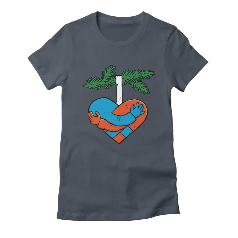 Hearthug Women's T-Shirt by Freehand