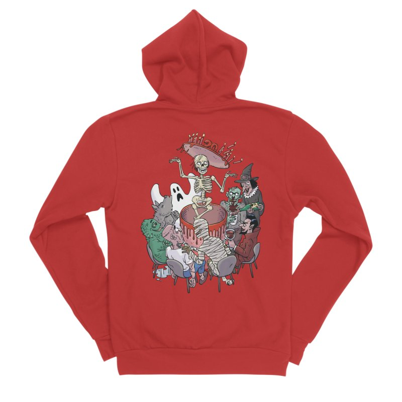 CELEBRATION! Men's Zip-Up Hoody by Freehand