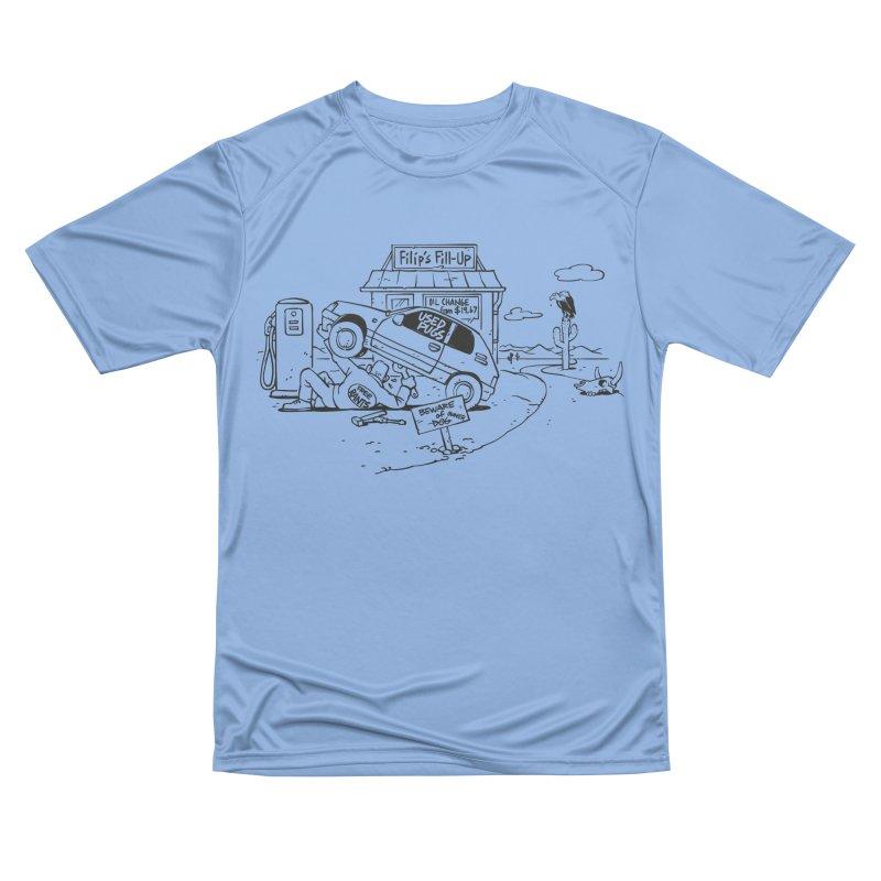 Desert Service Men's T-Shirt by Freehand