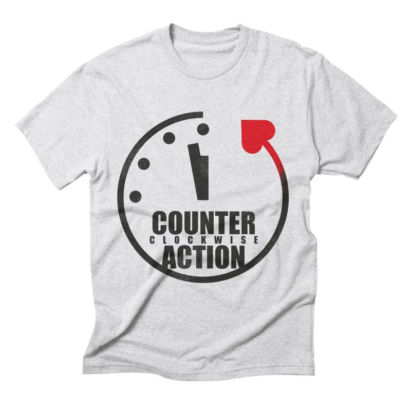 Counter (clockwise) Action Men's T-Shirt by Freehand