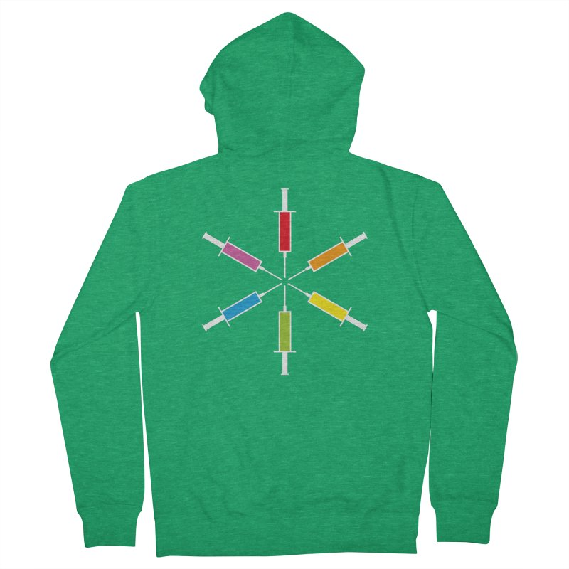 For Every Color Men's Zip-Up Hoody by Freehand