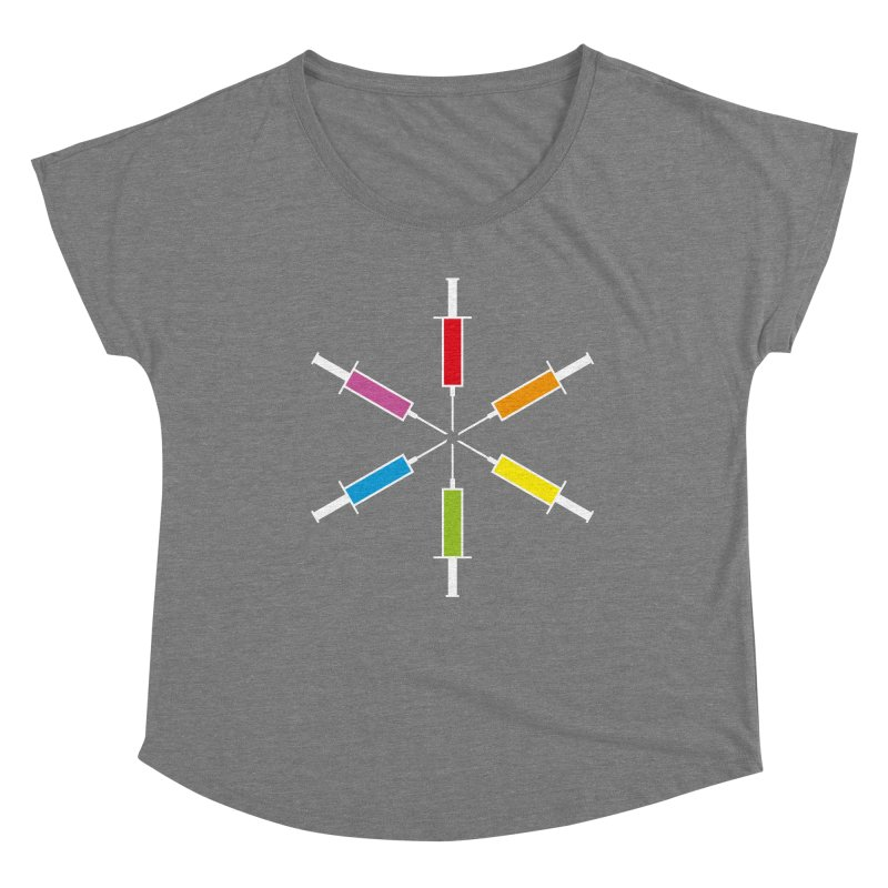 For Every Color Women's Scoop Neck by Freehand