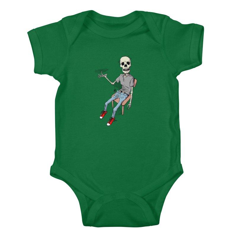 Best Fidget Ever Kids Baby Bodysuit by Freehand