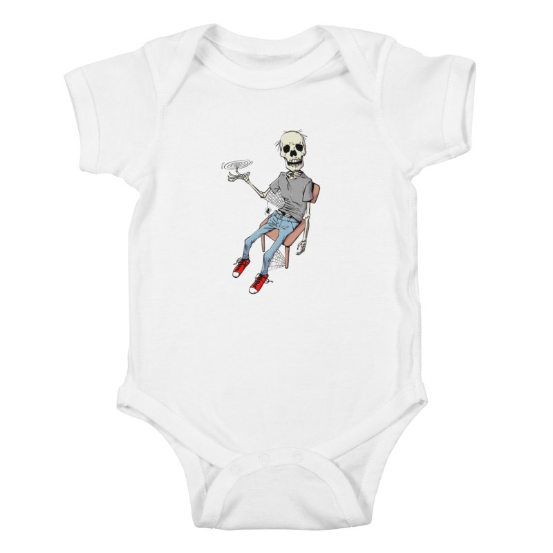 Best Fidget Ever Kids Baby Bodysuit by Freehand