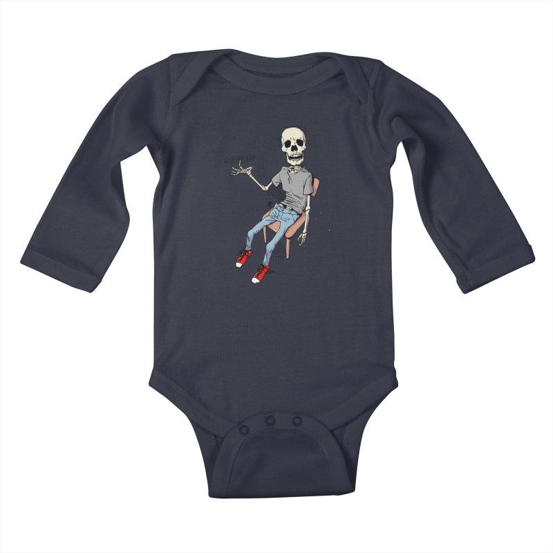 Best Fidget Ever Kids Baby Longsleeve Bodysuit by Freehand