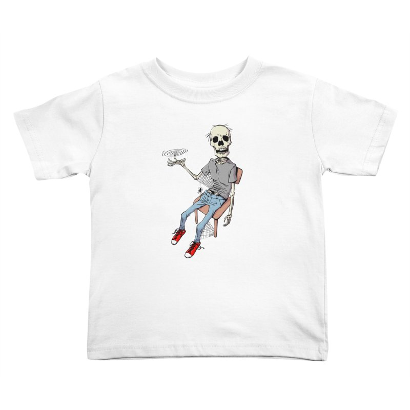 Best Fidget Ever Kids Toddler T-Shirt by Freehand