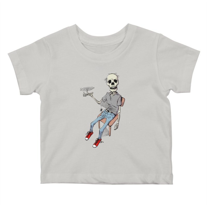 Best Fidget Ever Kids Baby T-Shirt by Freehand