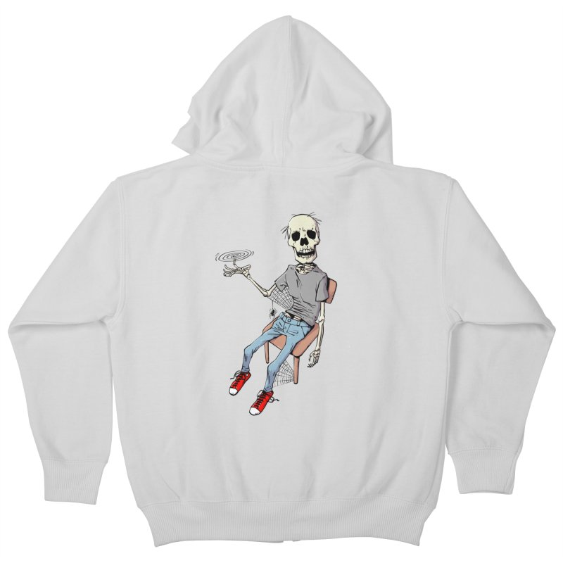 Best Fidget Ever Kids Zip-Up Hoody by Freehand