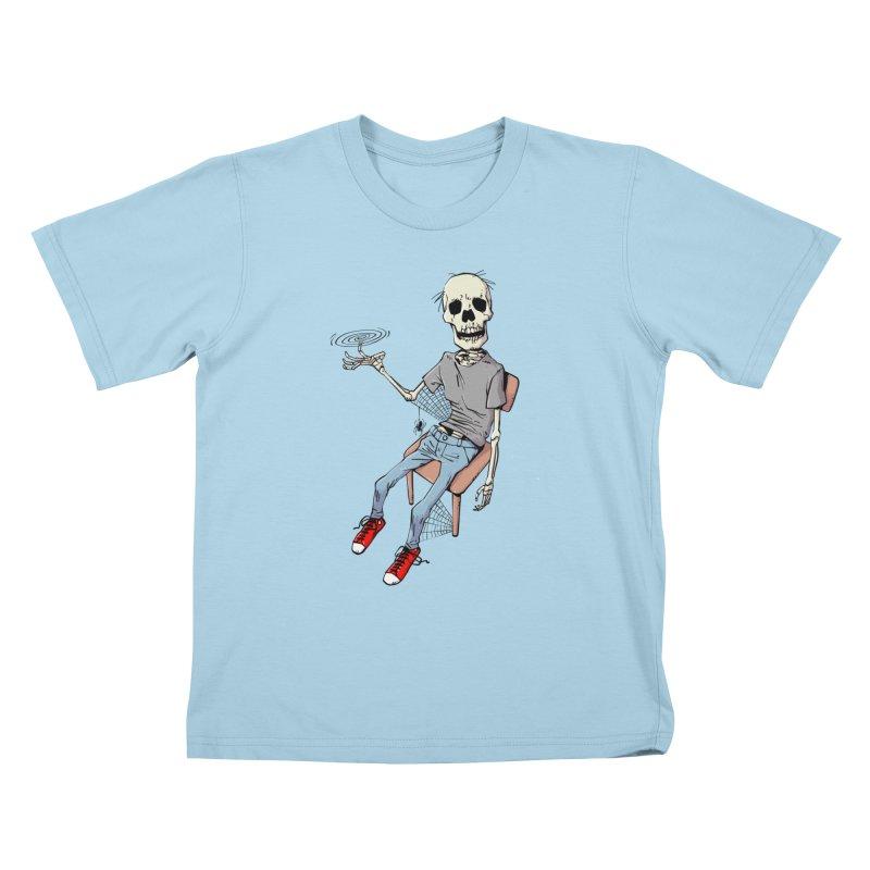 Best Fidget Ever Kids T-shirt by Freehand