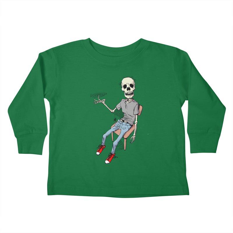 Best Fidget Ever Kids Toddler Longsleeve T-Shirt by Freehand
