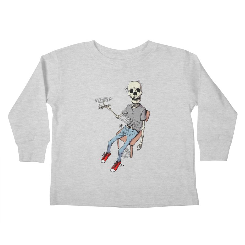 Best Fidget Ever Kids Toddler Longsleeve T-Shirt by Freehand