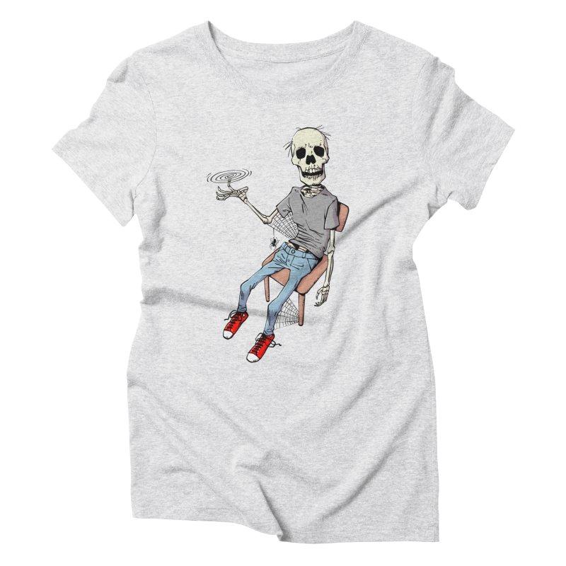 Best Fidget Ever Women's Triblend T-shirt by Freehand