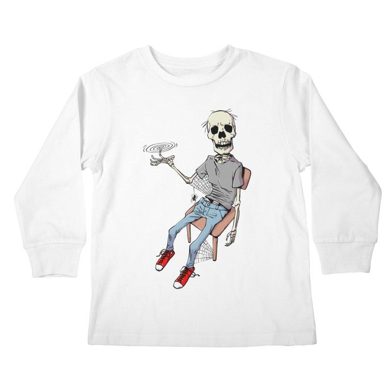 Best Fidget Ever Kids Longsleeve T-Shirt by Freehand