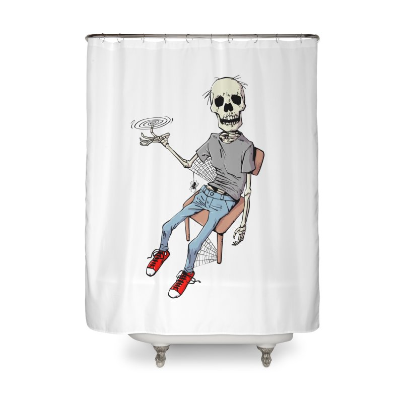 Best Fidget Ever Home Shower Curtain by Freehand