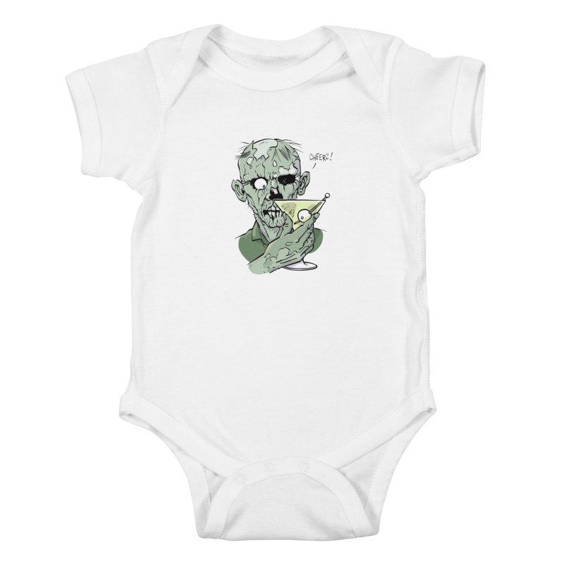 Cheerz Kids Baby Bodysuit by Freehand