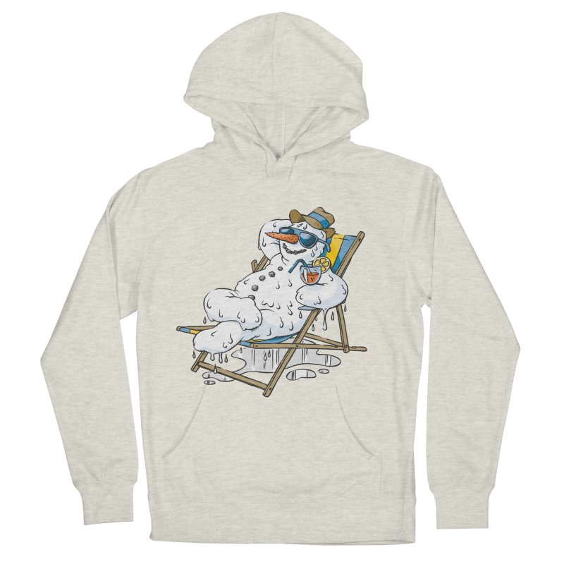 Cool Summer Women's French Terry Pullover Hoody by Freehand