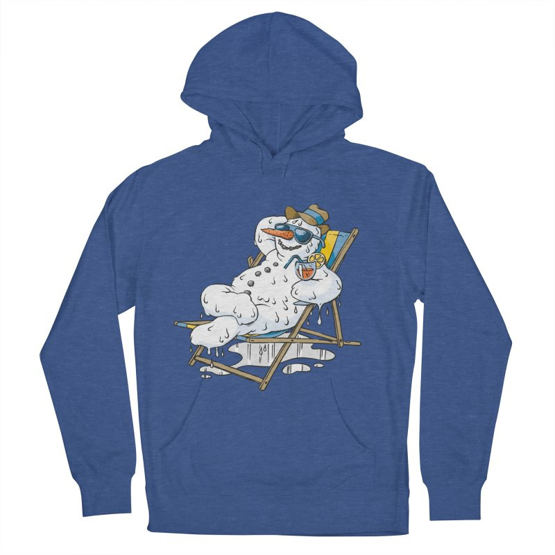 Cool Summer Men's Pullover Hoody by Freehand