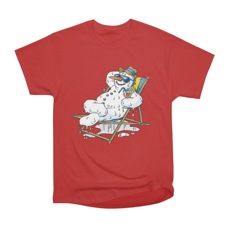 Cool Summer Women's Classic Unisex T-Shirt by Freehand