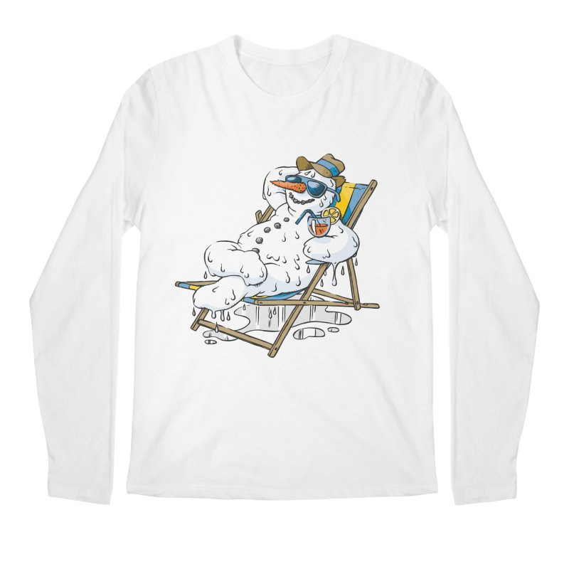 Cool Summer Men's Longsleeve T-Shirt by Freehand