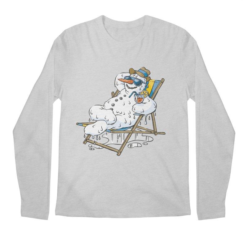 Cool Summer Men's Longsleeve T-Shirt by Freehand