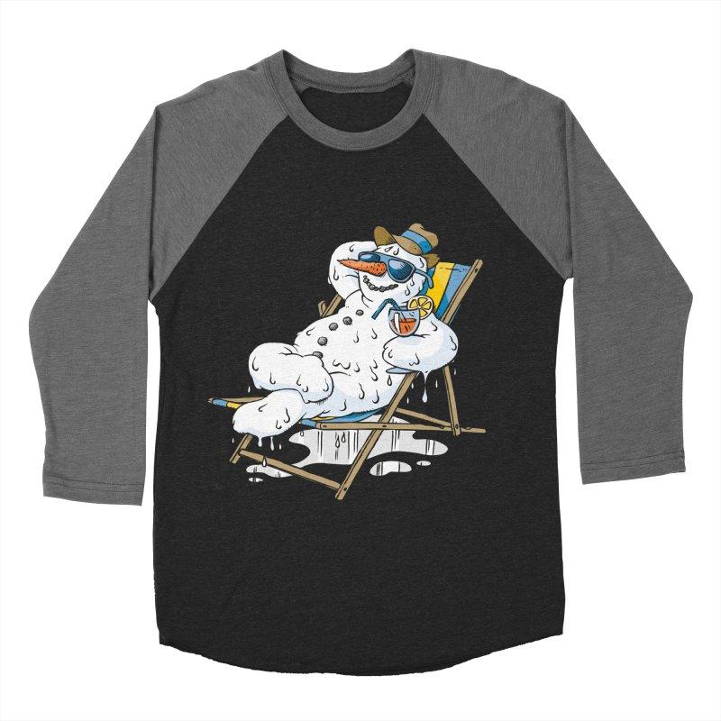 Cool Summer Women's Baseball Triblend T-Shirt by Freehand