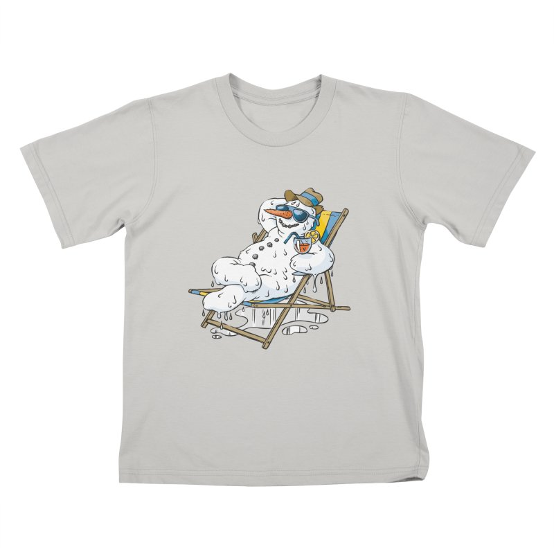 Cool Summer Kids T-Shirt by Freehand