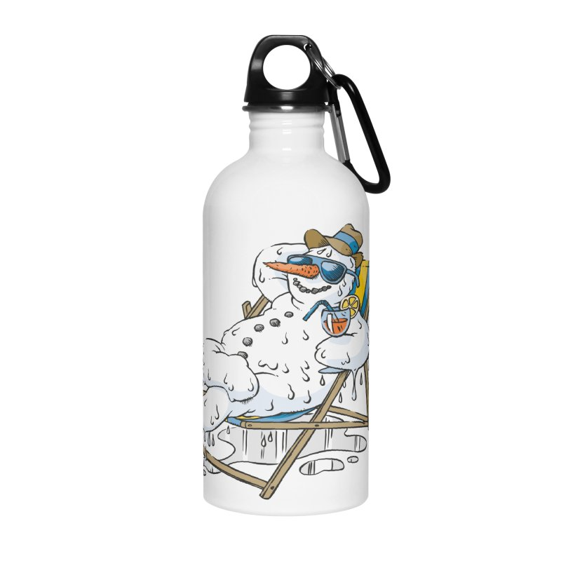 Cool Summer Accessories Water Bottle by Freehand
