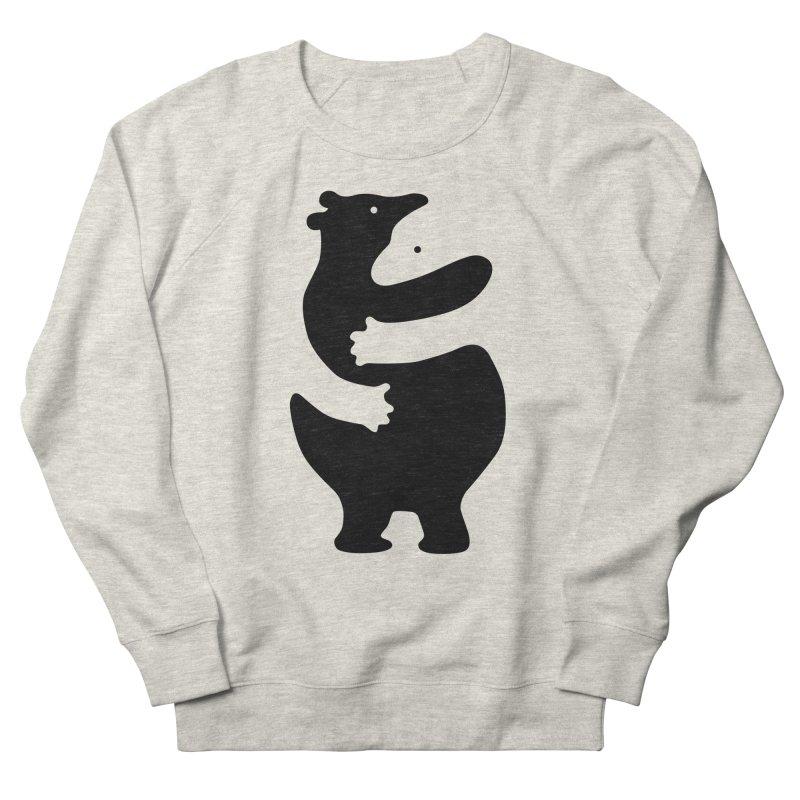 Huggers, black edition Men's Sweatshirt by Freehand