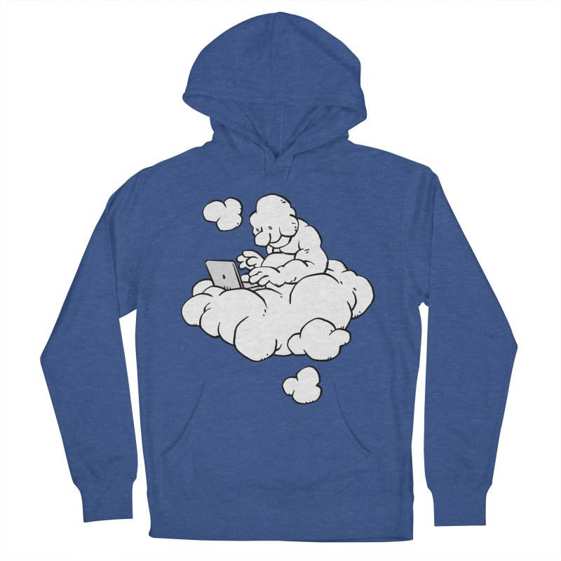 Cloud Computing Women's Pullover Hoody by Freehand