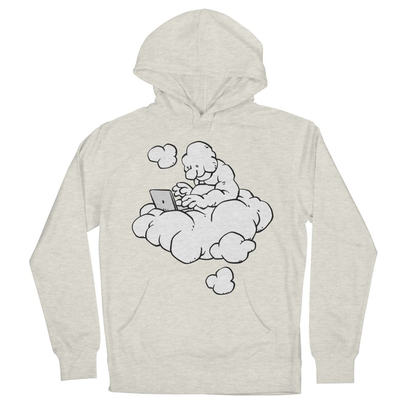 Cloud Computing Men's Pullover Hoody by Freehand