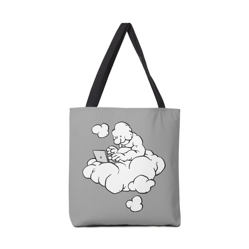 Cloud Computing Accessories Bag by Freehand