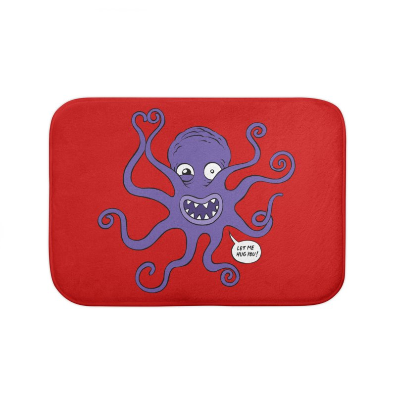 Hugtopus Home Bath Mat by Freehand