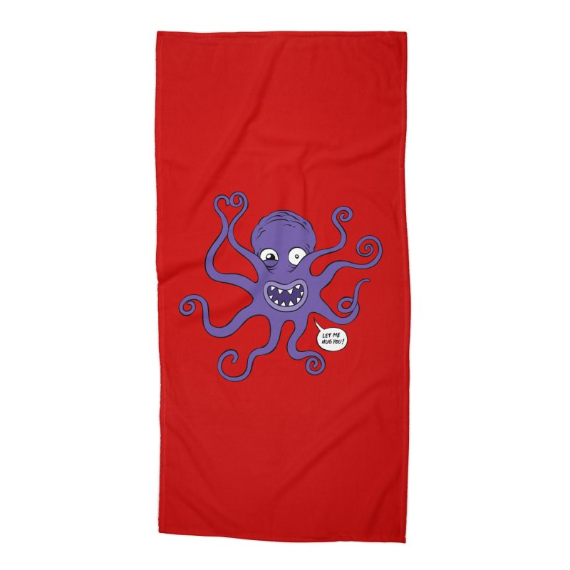 Hugtopus Accessories Beach Towel by Freehand
