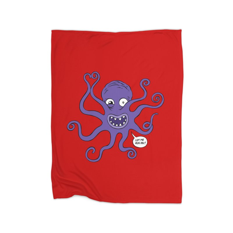 Hugtopus Home Blanket by Freehand