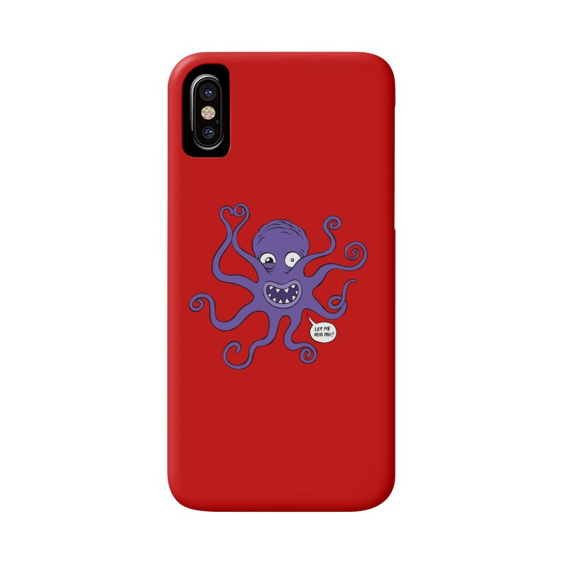 Hugtopus Accessories Phone Case by Freehand