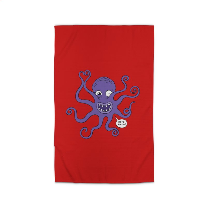Hugtopus Home Rug by Freehand