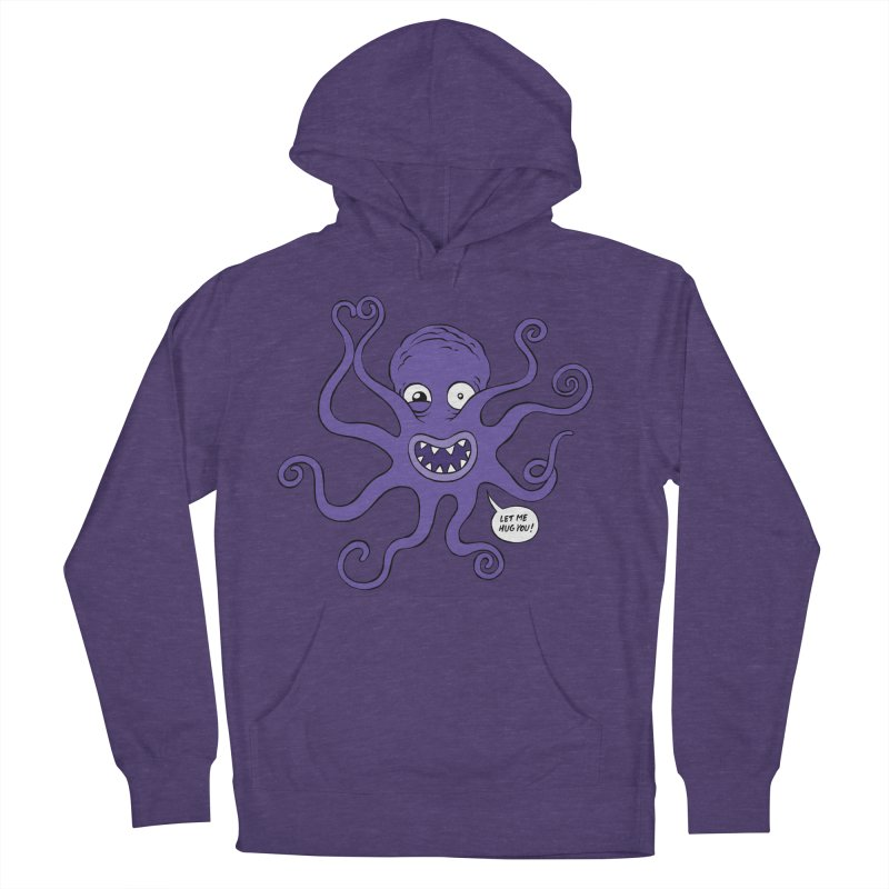 Hugtopus Women's Pullover Hoody by Freehand