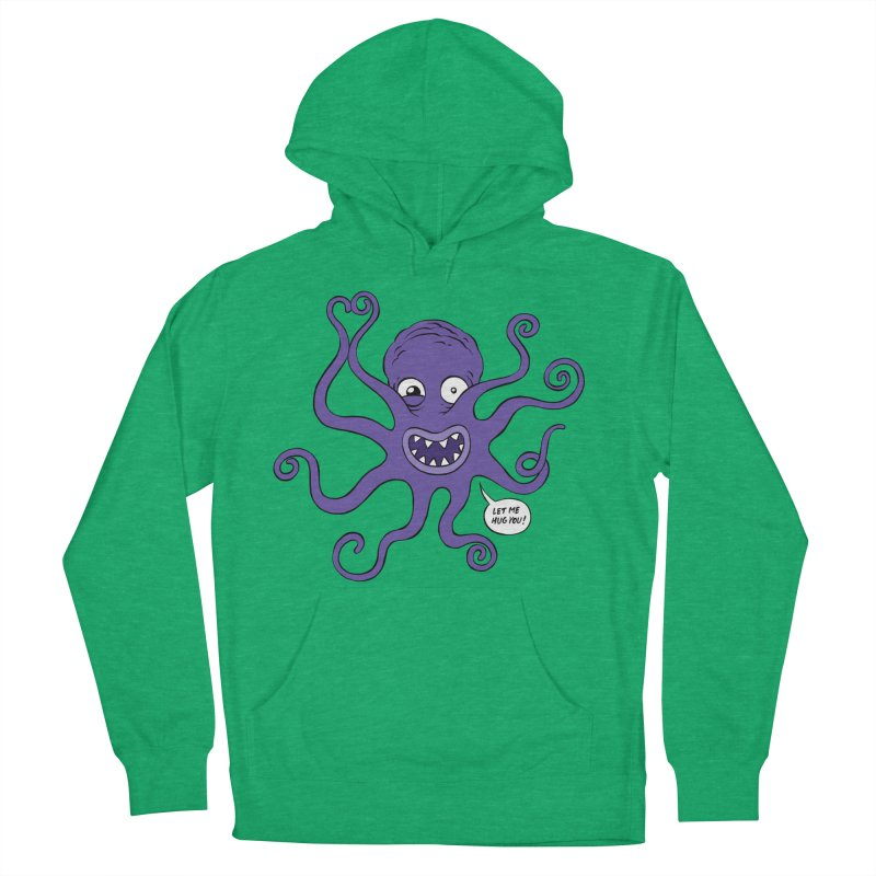 Hugtopus Men's French Terry Pullover Hoody by Freehand