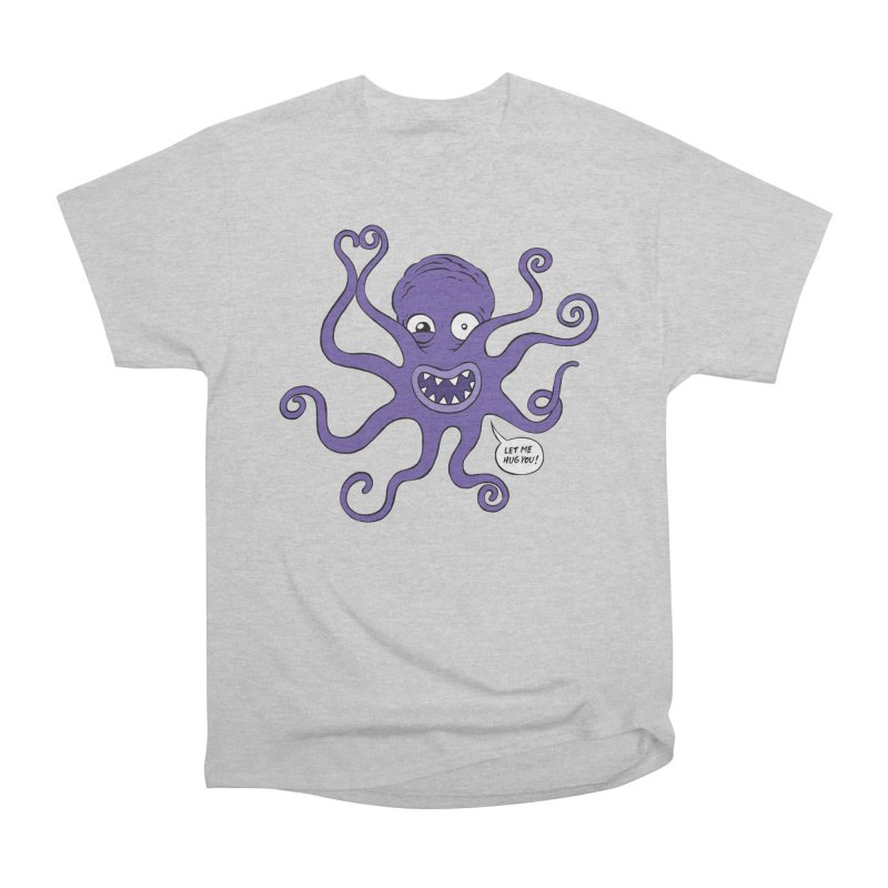 Hugtopus Men's Classic T-Shirt by Freehand